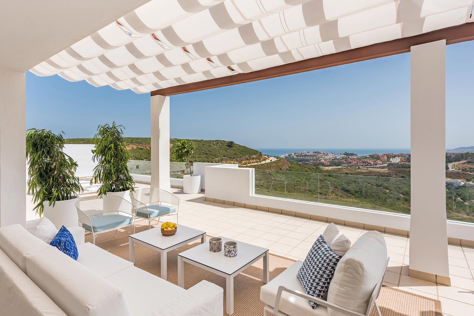 Terrazas cubiertas decoracion para interior y exterior - Cubiertas de terrazas ...